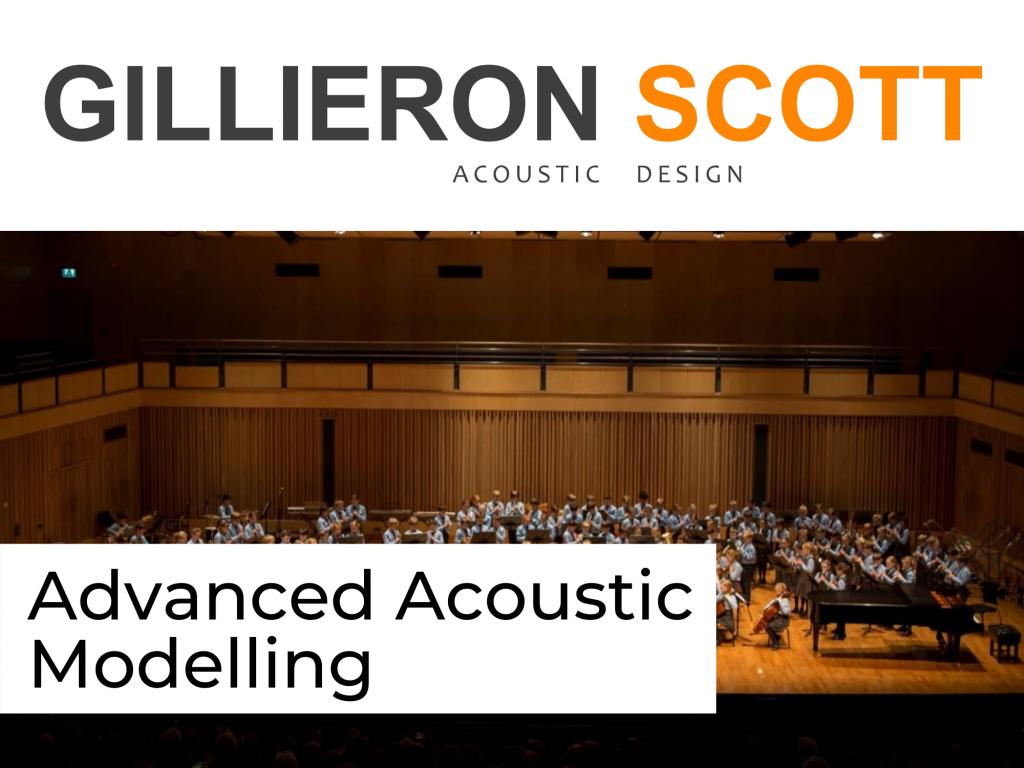 Acoustic Modelling Acoustic Consultant London