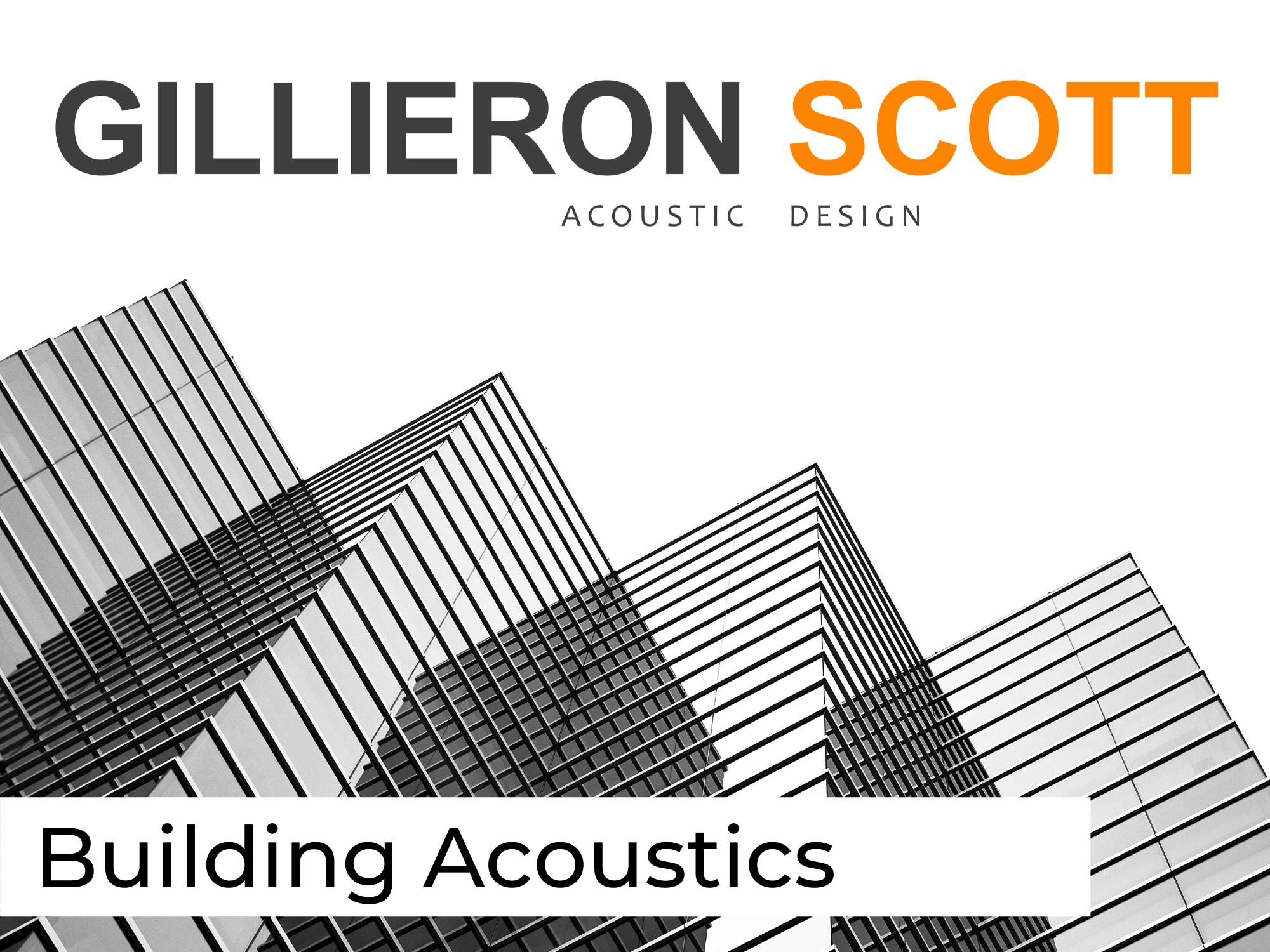 Building Acoustics Acoustic Consulting Services London